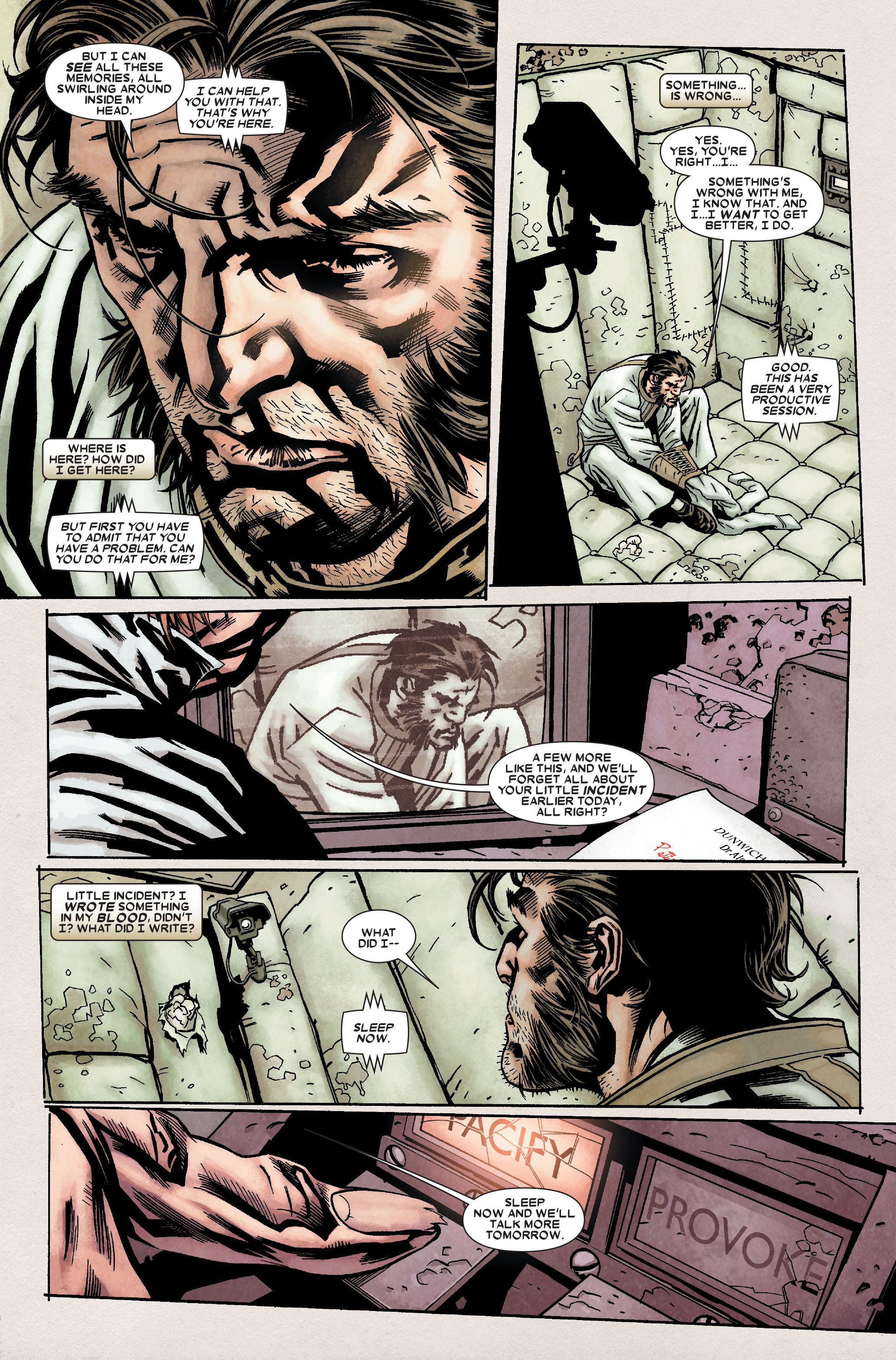 Wolverine: Weapon X #6 #11 - English 5