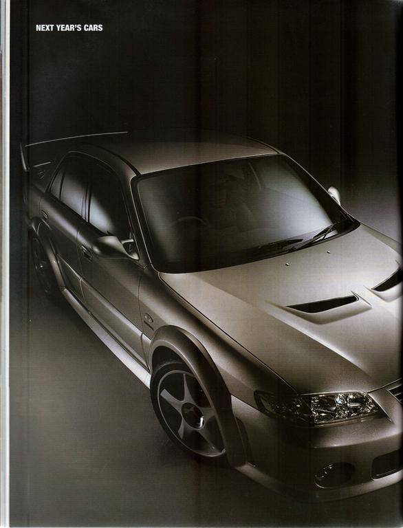 Mazda 626, Capella, GF, MPS, V6 twin turbo, AWD, japoński sportowy sedan, koncept, JDM, tuning, samochody z napędem na cztery koła