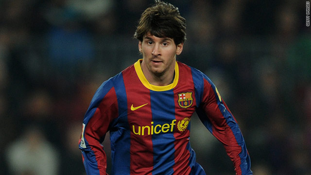 Μέχρι το 2020 ο messi στην barcelona !!!