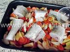 Peste la cuptor cu legume preparare reteta - presaram piperul