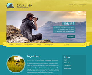 Savanna_Blogger+_Template