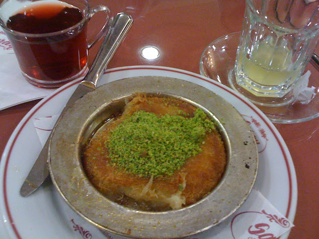 dolci turchi: konefi