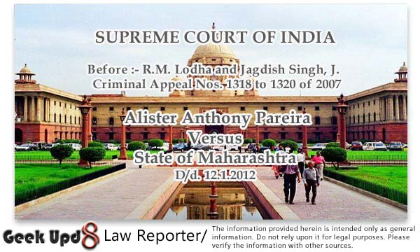 It is high time that law makers revisit the sentencing policy reflected in Section 304-A IPC - Supreme Court