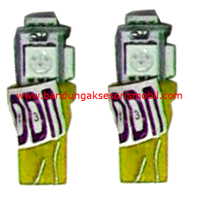 Bohlam untuk Sen Tancap 5 LED Kuning