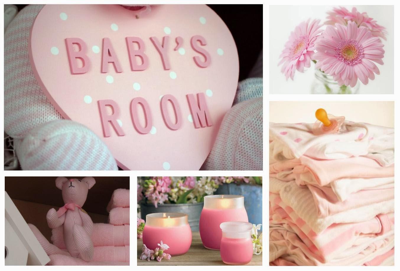O Blog d A Janelinha Cores para Quarto de Bebé Cor de Rosa ~ Quarto Rosa Forte