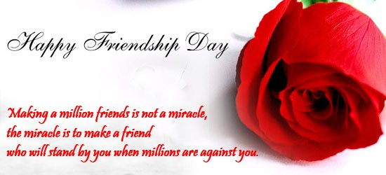 Happy Friendship Day Messages for bf