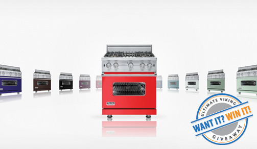 Viking Stove Colors