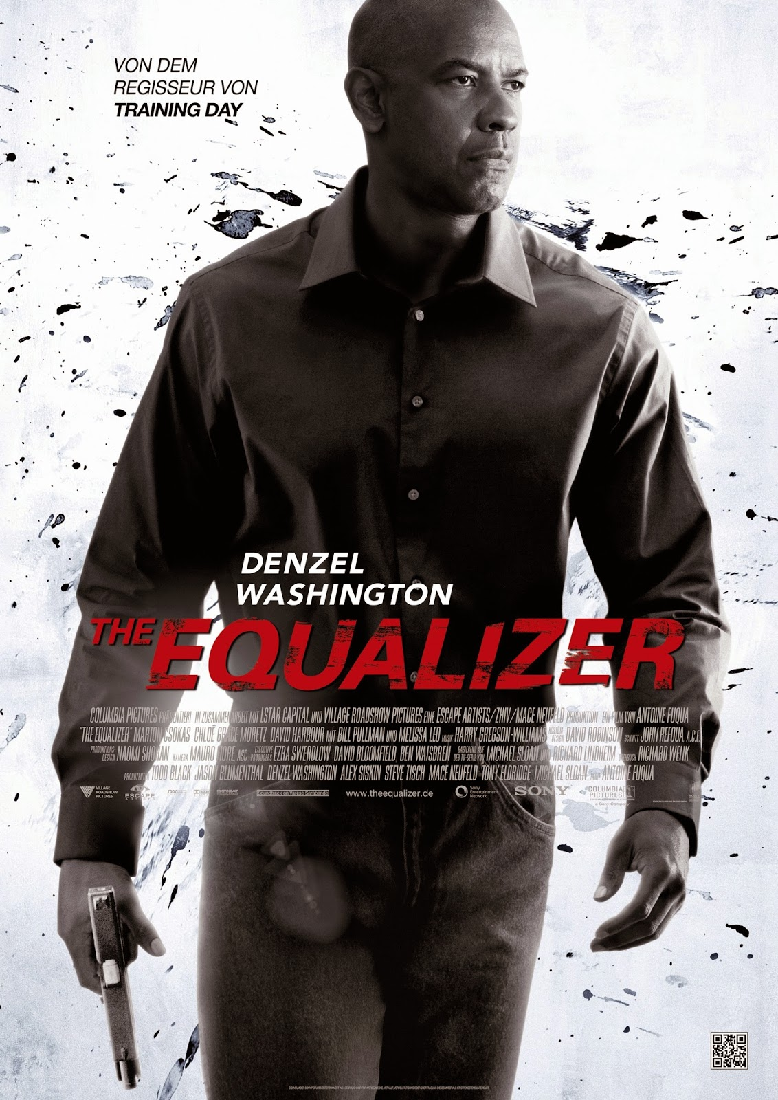Until one day he met and decided to help Teri (Chloe Moretz), a young girl who works as a prostitute. However, this is just bringing it into a big problem. He had to deal with a group of gangsters and Russia involves some CIA agent. Will McCall managed to overcome the problem and rescue the young girl is?