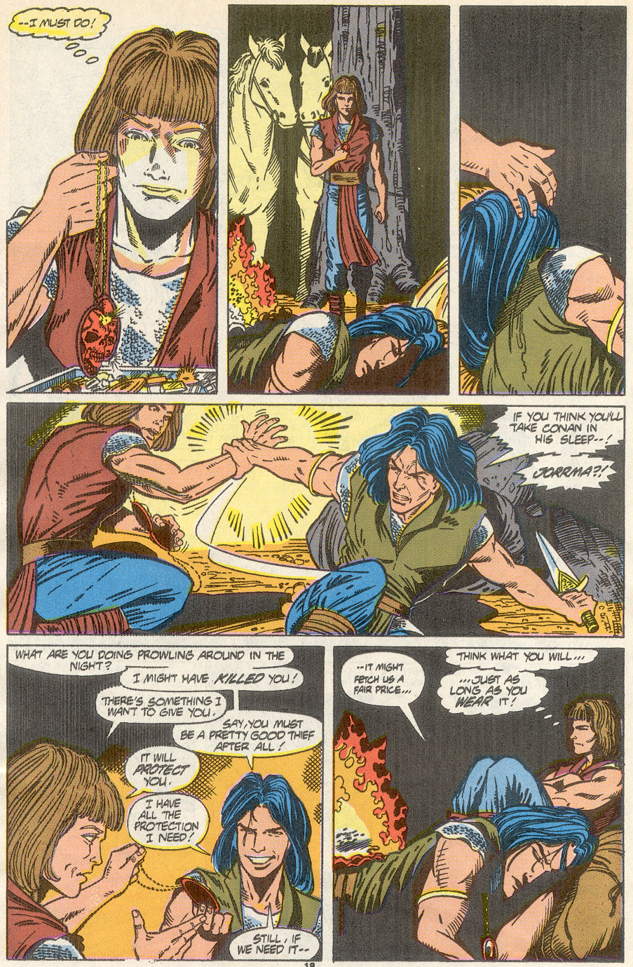 Conan the Barbarian (1970) Issue #234 #246 - English 15