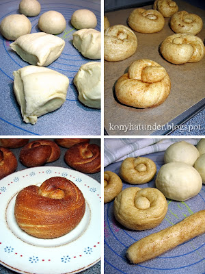 sugar-cinnamon-bun-collage