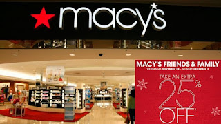 Free Macys Printable Coupon Code