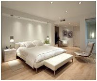 WHITE BEDROOMS - COLORS FOR BEDROOMS - BEDROOMS BY COLORS - BEDROOMS AND COLORS - MEANING OF COLORS