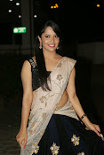 Anasuya sizzling photos in saree-thumbnail-2