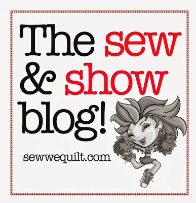 There's a lot going on at SewWeQuilt.