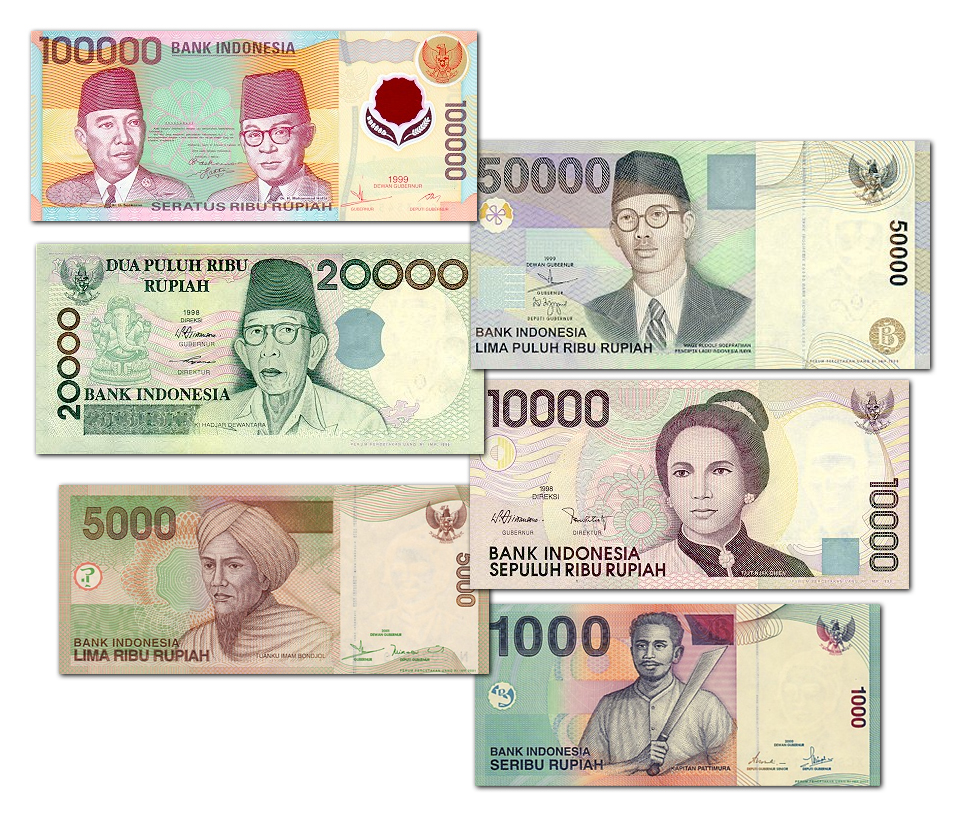 Uang negara kita bernama rupiah bagaimana sejarah dan ceritnya