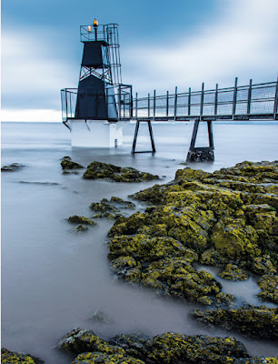 long exposure, ND filter, seascape