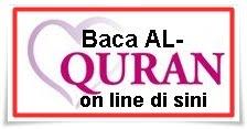 INGIN MENGHAYATI AL-QURAN...