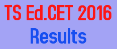 Manabadi TS Ed.CET Results 2016, Manabadi Results, Ed.CET 2016 Results