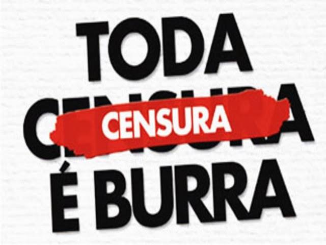 CENSURA NÃO!!