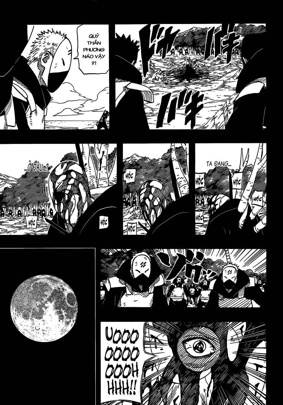 Naruto chap 605 Trang 15 - Mangak.info