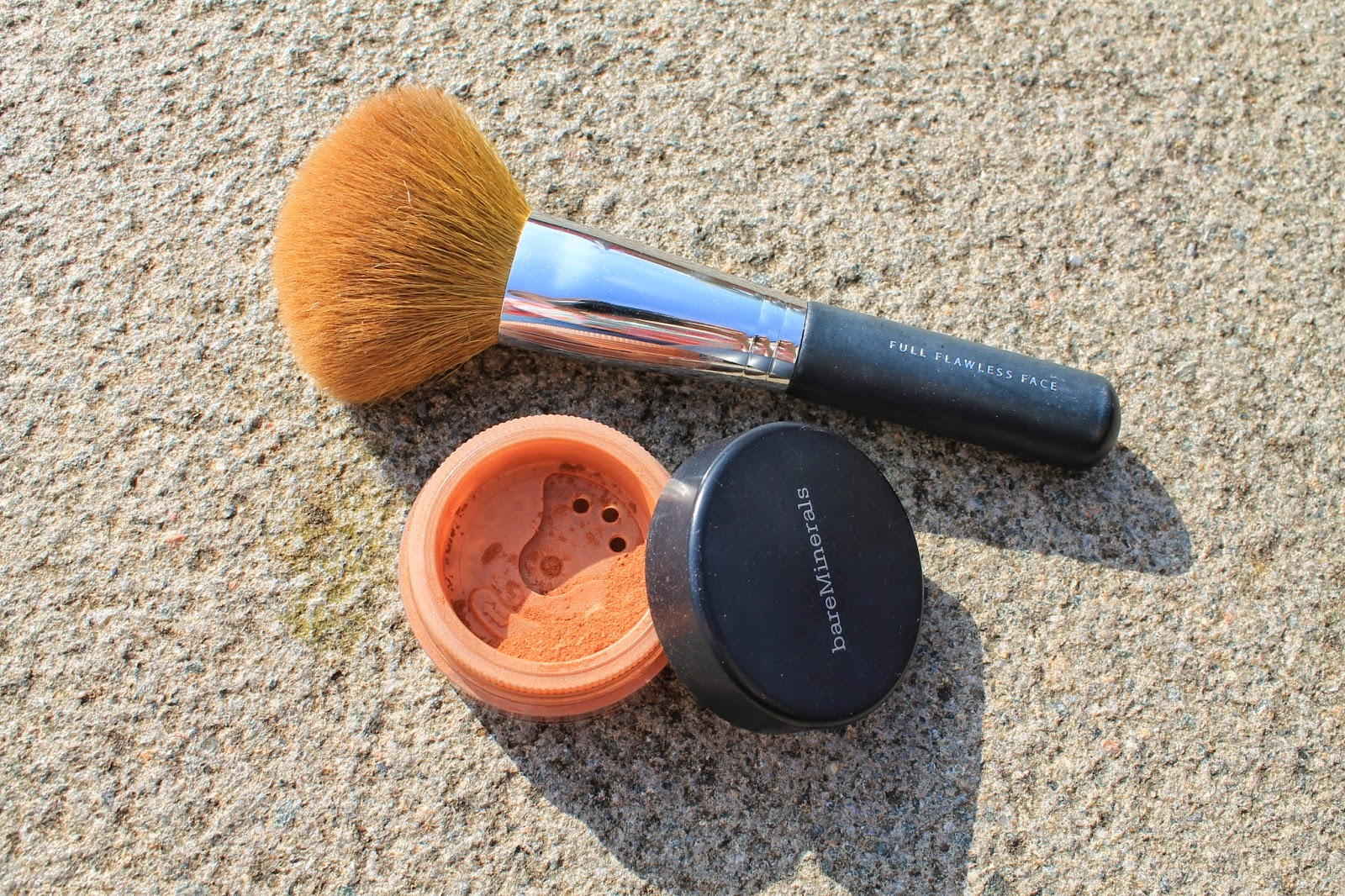 bareMinerals Warmth All Over Face Colour Review
