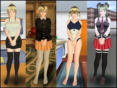 Artificial Girl 3 + Hannari Pack 18+