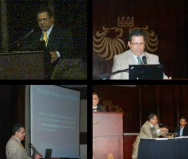 Conferencista Nacional e Internacional