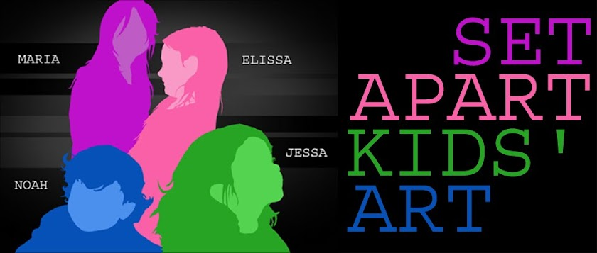 Set Apart Kids' Art