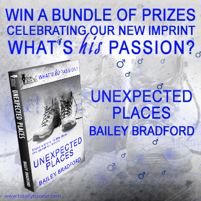 Unexpected Places Blog Tour