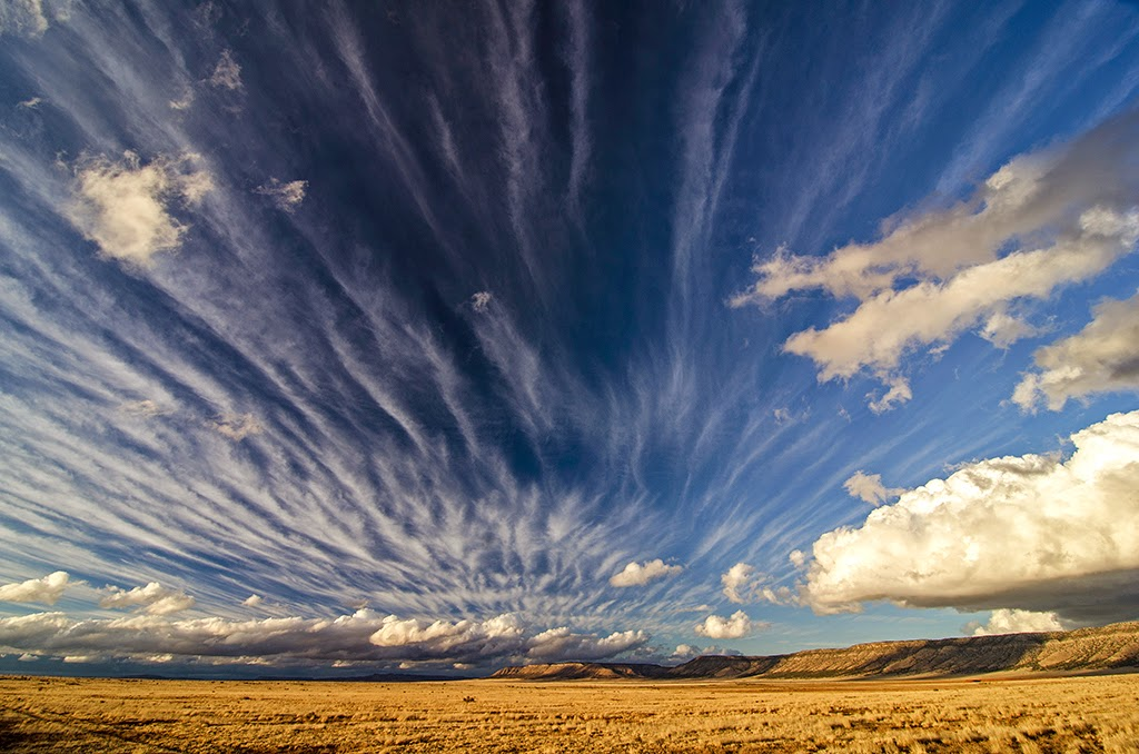 Fascinating Cloud Formations Amazing Cirrus Clouds