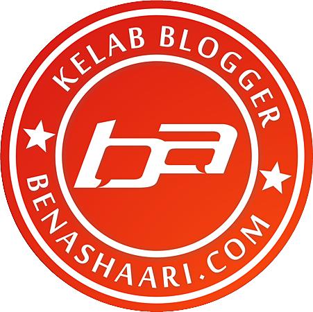 Member of Kelab Blogger Ben Ashaari