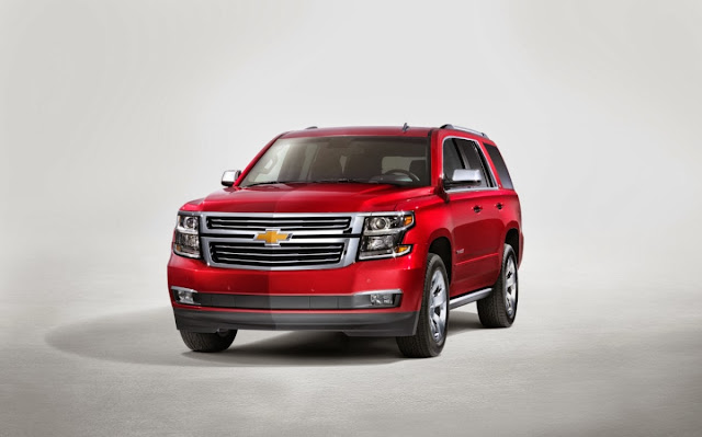 perry auto group chevrolet introduces all new 2015 tahoe and suburban. Black Bedroom Furniture Sets. Home Design Ideas