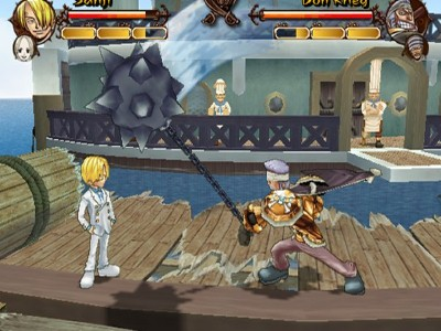 One Piece: Grand Adventure Ps2 Ntsc Iso www.juegosparaplaystation.com