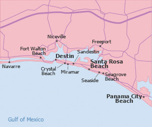 Map Of Seaside Florida.Sweet Southern Days Down By The Seashore Seaside Florida Part One