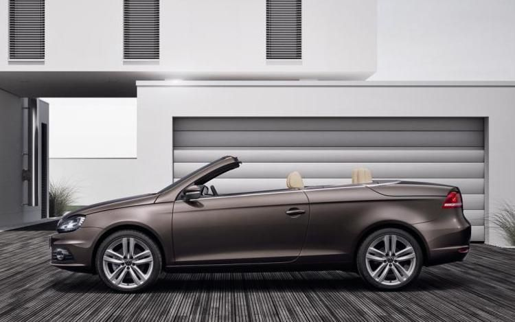 car models com 2011 volkswagen eos. Black Bedroom Furniture Sets. Home Design Ideas