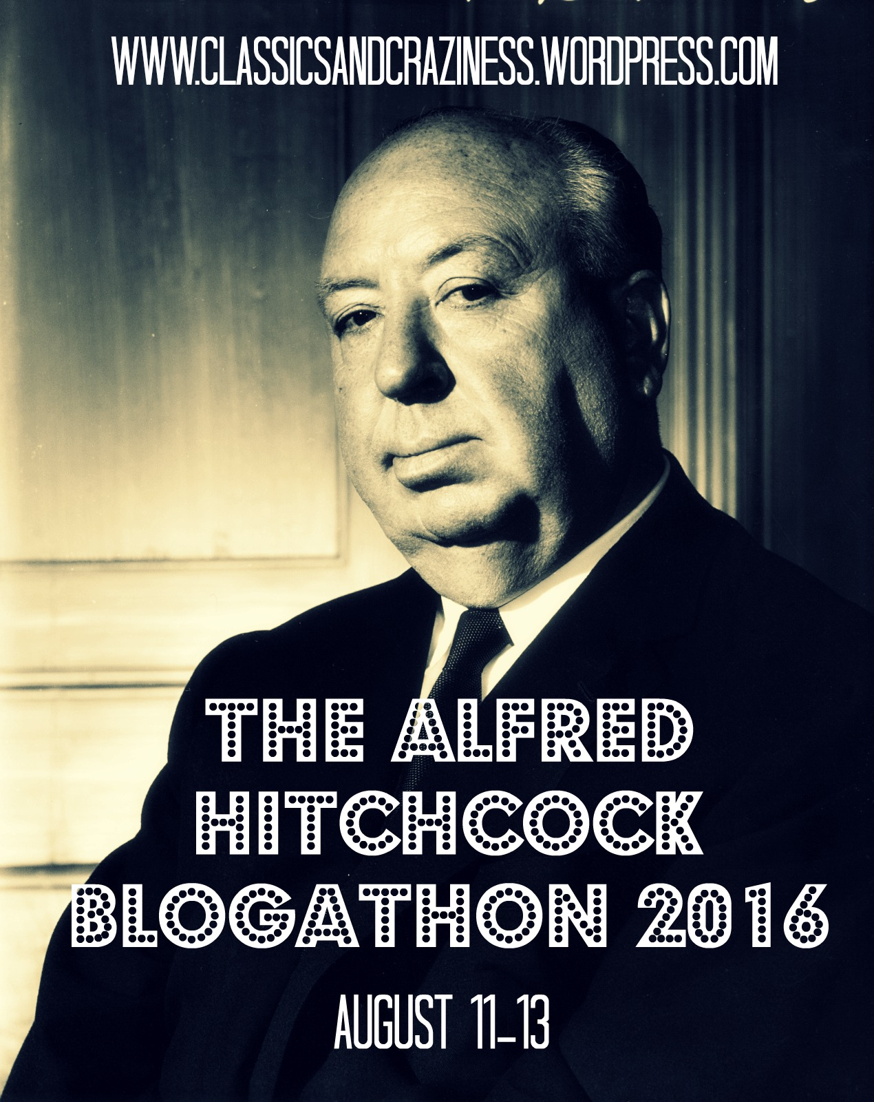 Hopefully writing about the film Hitchcock with Anthony Hopkins