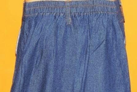 Rok Jeans Labuh Casual