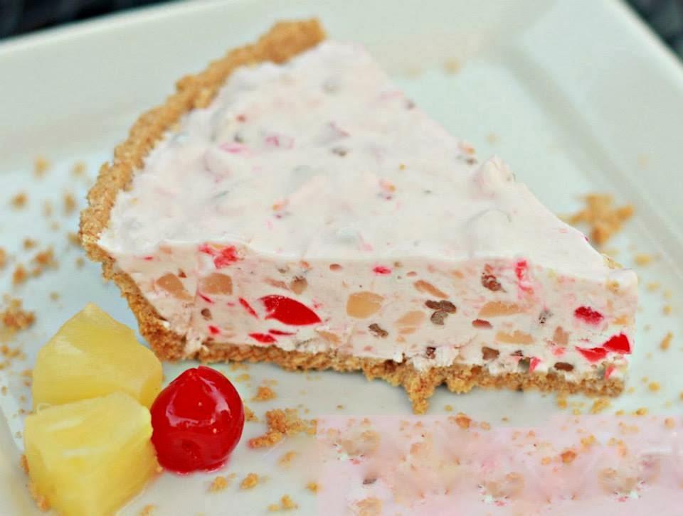 Recipes found on Facebook: Hawaiian Millionaire Pie