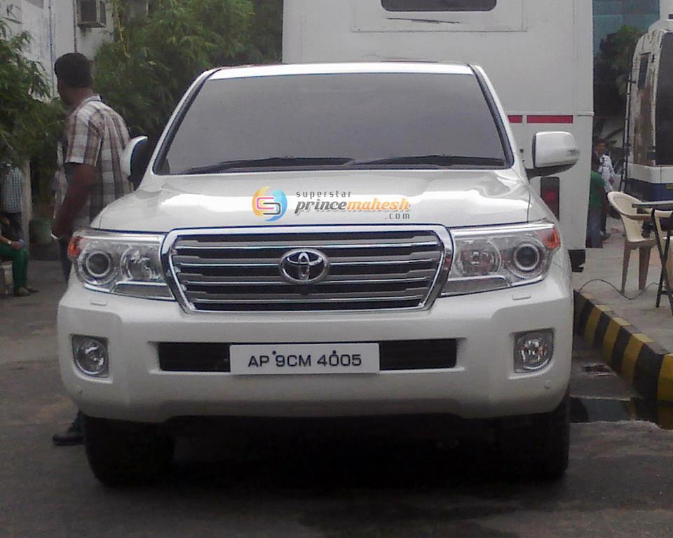 Mahesh Babu Gifts Tlc To His Son Gautham Celebrity Cars