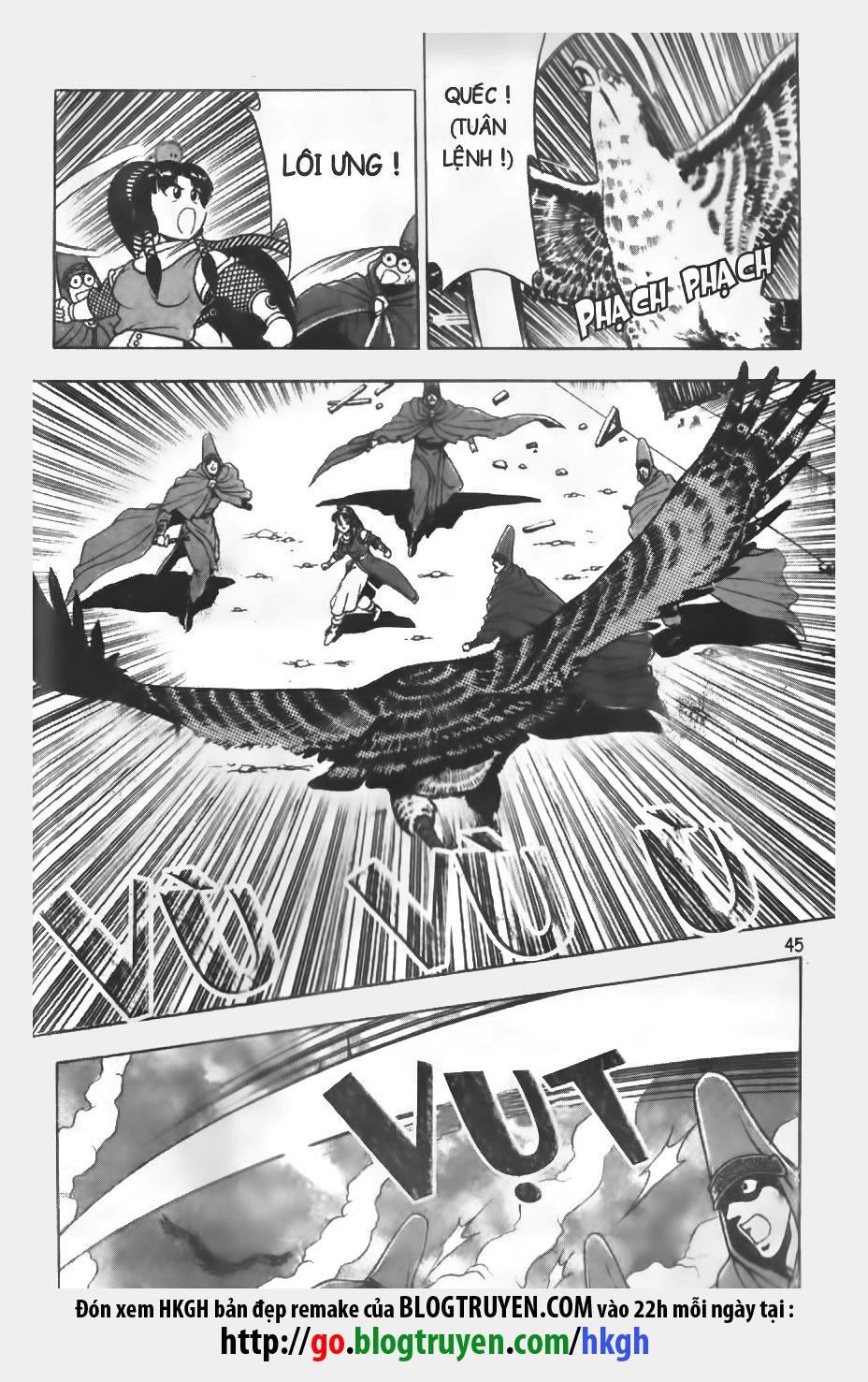 Hiệp Khách Giang Hồ - Hiệp Khách Giang Hồ Chap 063 - Pic 15