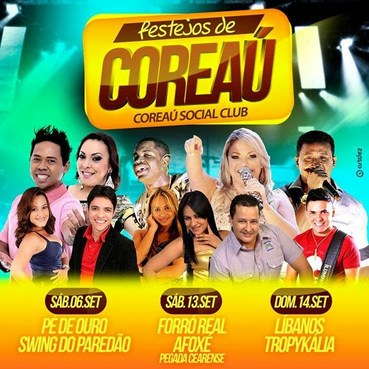 FESTEJOS DE COREAÚ 2014