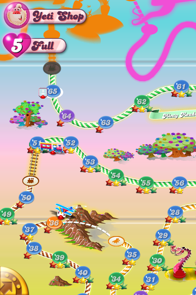 "Candy Crush ""Ticket"" Hack"