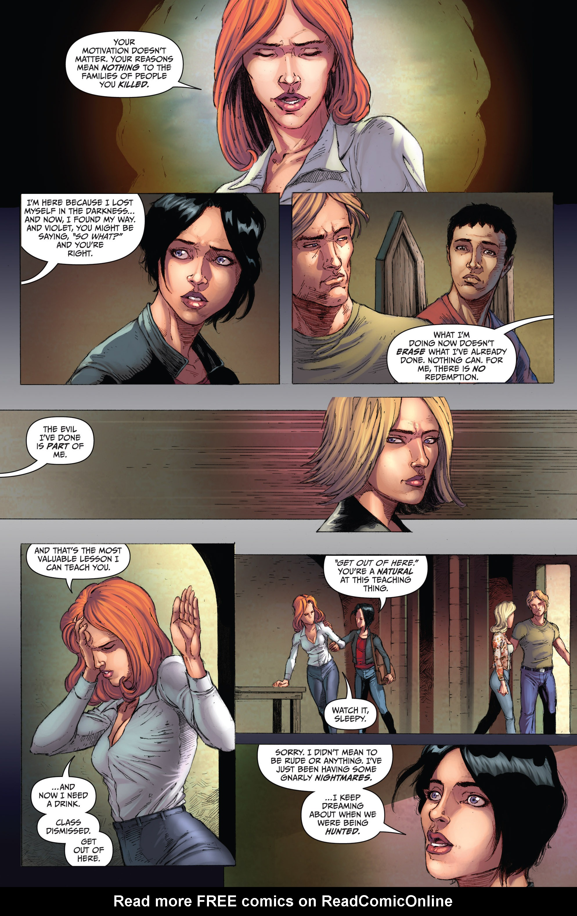 Grimm Fairy Tales (2005) Issue #103 #106 - English 8