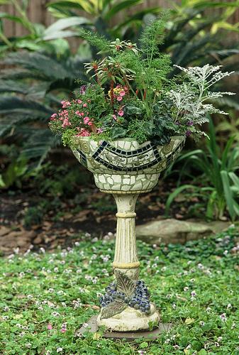 Cindy AdkinsArt Books Tea Garden Art