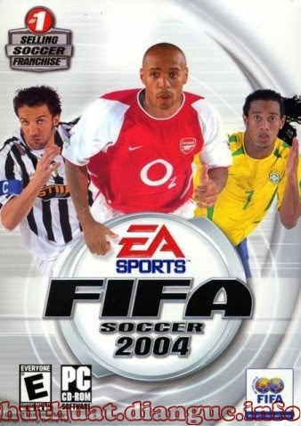 Download FIFA Soccer 2004 Full crack
