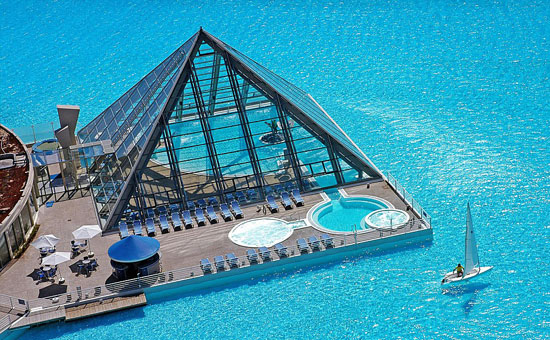 World Biggest Swimming Pool Golberz Com