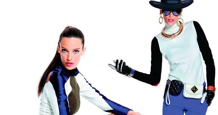 tendencias de moda primavera verano 2017 argentina azul