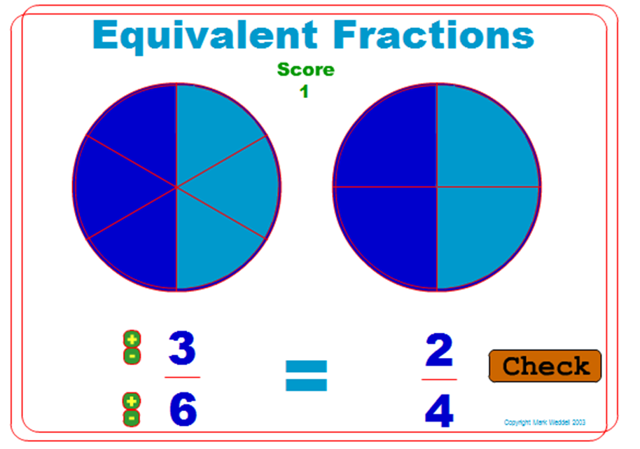 color by number for fractions memory game with matching equivalent ...
