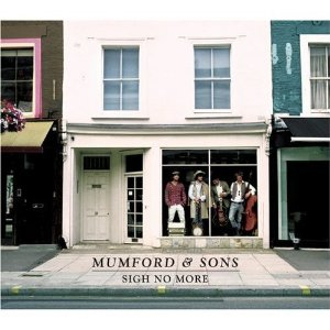 Sigh no more cover by Mumford and Sons