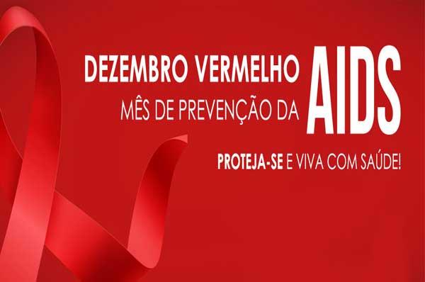 Dezembro - mês da prevenção contra AIDS